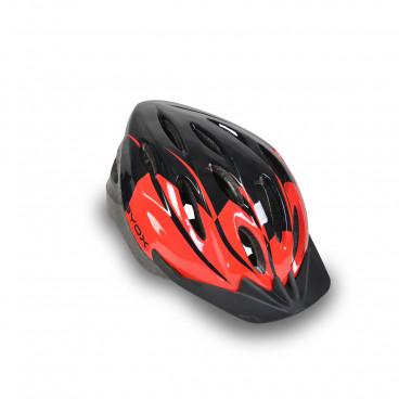 Byox Κράνος Ποδηλάτου Y15 Red 58-62cm 38001462255954