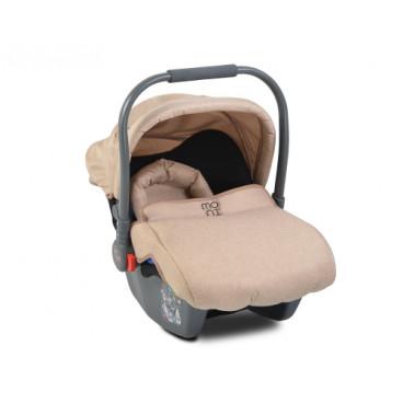 Cangaroo Κάθισμα Αυτοκινήτου Sofie, 0-13 kg Beige 3800146239589