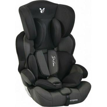 Cangaroo Κάθισμα Αυτοκινήτου Deluxe, 9-36kg Black 3801005150182