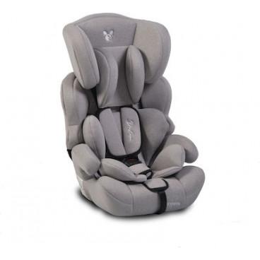 Cangaroo Κάθισμα Αυτοκινήτου Deluxe, 9-36kg Light Grey 3801005150168