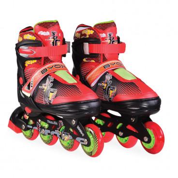 Byox Inline Skates Mask L 38-41 Black 3800146254209