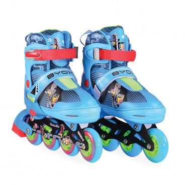 Byox Inline Skates Mask S 30-33 Blue 3800146254216
