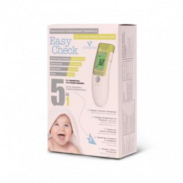 Cangaroo Ψηφιακό Θερμόμετρο Με Υπέρυθρες Easy Check 3800146263362
