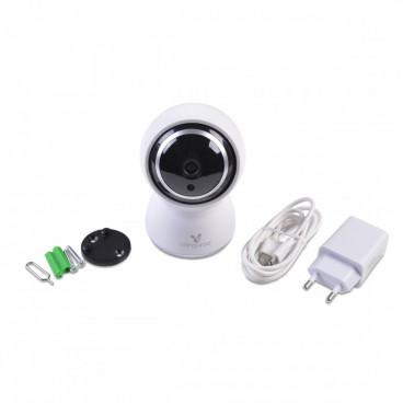 Cangaroo Ενδοεπικοινωνία Με WIFI Και Κάμερα Teya 3800146267865