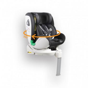 Cangaroo Κάθισμα Αυτοκινήτου I-Size Commodore Black 3801005150267