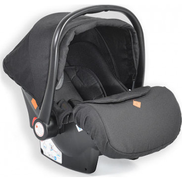 Cangaroo Κάθισμα Αυτοκινήτου Macan, 0-13 kg Black 3801005150366