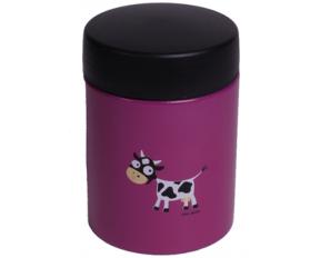 Carl Oscar Θερμός Για Φαγητό 350ml Cow Purple 101302