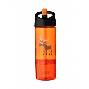 Carl Oscar Δοχείο Νερού Και Φαγητού 2 Σε 1 Orange Moose 106007