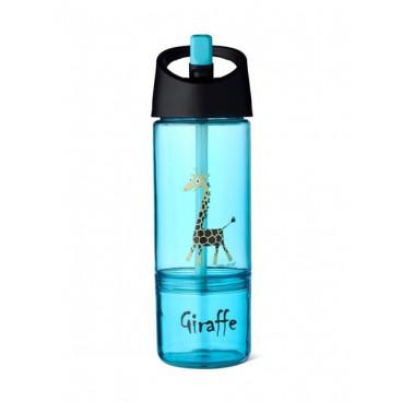 Carl Oscar Δοχείο Νερού Και Φαγητού 2 Σε 1 Giraffe Turquoise 106003