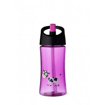 Carl Oscar Δοχείο Νερού 350ml Cow Purple 102102