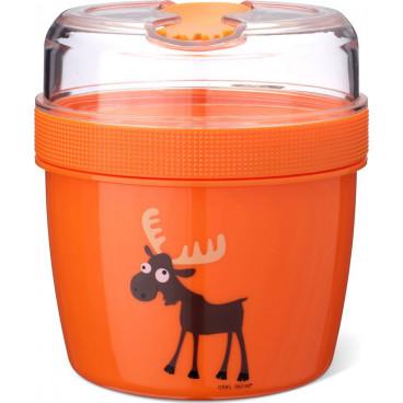Carl Oscar Δοχείο Για Σνακ Με Παγοκύστη N'ice Cup L Orange 108507