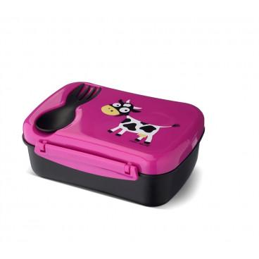 Carl Oscar Δοχείο Φαγητού Με Παγοκύστη N'ice Box 0.6L Purple 106102