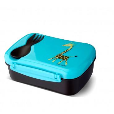 Carl Oscar Δοχείο Φαγητού Με Παγοκύστη N'ice Box 0.6L Turquoise 106103