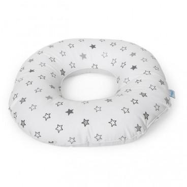 Ceba Baby Μαξιλάρι Λοχείας Stars Grey W-744-066-261