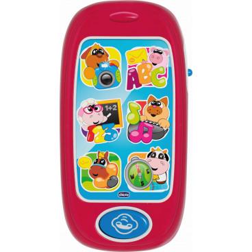Chicco Εκπαιδευτικό Smartphone Με Ζωάκια 78530-00