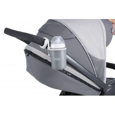 Chicco Ποτηροθήκη Για Καρότσι Stroller Cup Holder Grey 79846-47