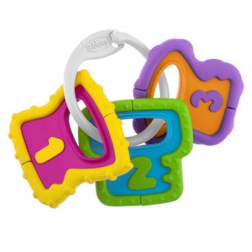 Chicco Χρωματιστά Κλειδιά 05953-00