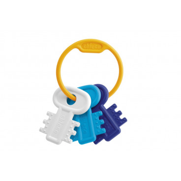 Chicco Χρωματιστά Κλειδιά Blue 63216-20