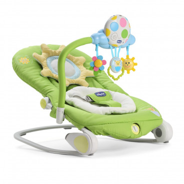 Chicco Ρηλάξ Πολυθρονάκι Balloon Summer Green 79282-61