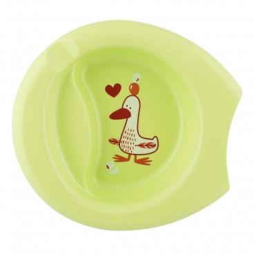 Chicco Πιάτο Easy 6m+ Green 16001-40