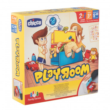 6294ebb9fee Chicco Επιτραπέζιο Παιχνίδι Playroom 09167-00