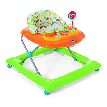 Chicco Περπατούρα Circus Green Wave 79441-32