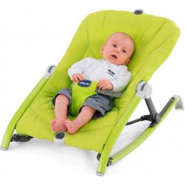Chicco Ρηλάξ Πολυθρονάκι Pocket Relax Green 79825-51