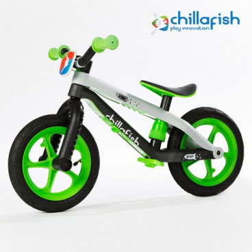 Chillafish Ποδήλατο Εκμάθησης Ισορροπίας BMXie Green CPMX01LIM