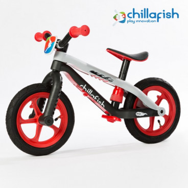 Chillafish Ποδήλατο Εκμάθησης Ισορροπίας BMXie Red CPMX01RED