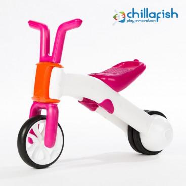 Chillafish Ποδήλατο Εκμάθησης Ισορροπίας Bunzi 2 Σε 1 Pink CPBN01PIN