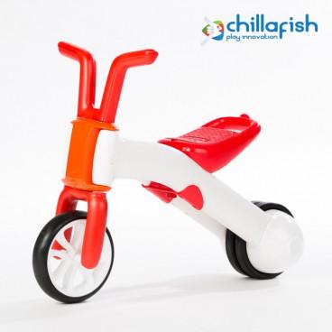 Chillafish Ποδήλατο Εκμάθησης Ισορροπίας Bunzi 2 Σε 1 Red CPBN01RED