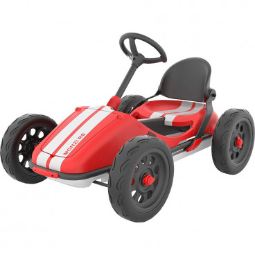 Chillafish RS Monzi Αυτοκινητάκι Go Kart Red CPMN01RED