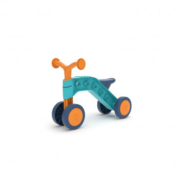 Chillafish Ποδοκίνητο ItsiBitsi Orange Blue CPIB01LBO