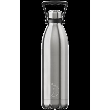 Chillys Θερμός Για Νερό 1.8L Silver 200501