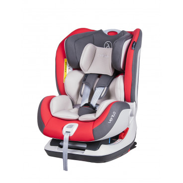 Coletto Κάθισμα Αυτοκινήτου Vento Isofix, 0-25 kg Red VN03
