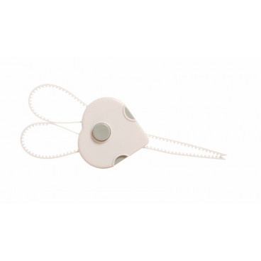 Dreambaby Ασφάλεια Ντουλαπιών Flexi White BR74691