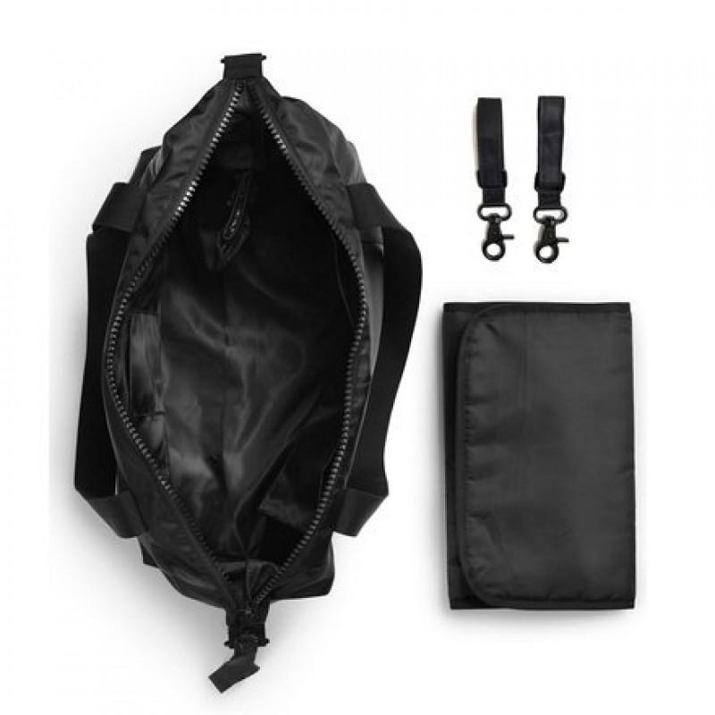 473f9e9b2b Elodie Details Βρεφική Τσάντα Με Αλλαξιέρα Brilliant Black BR72294