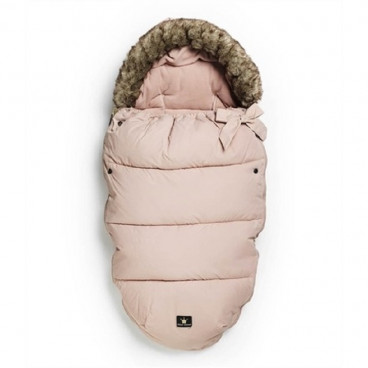 Elodie Details Χειμερινός Υπνόσακος Για Καρότσι Powder Pink BR71211