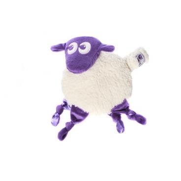 Ewan Snuggly Κουκλάκι Πανάκι Παρηγοριάς Sheep Purple 01064