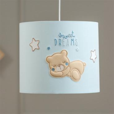 Funna Baby Φωτιστικό Οροφής Dreams Blue 9403