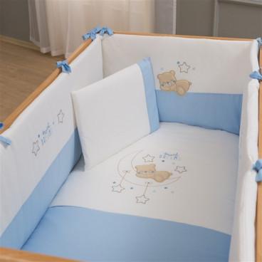264ff03d1bd Funna Baby Προίκα Dreams Blue Σετ 6 Τμχ. 9491