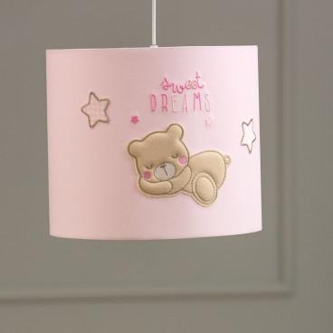 Funna Baby Φωτιστικό Οροφής Dreams Pink 9406