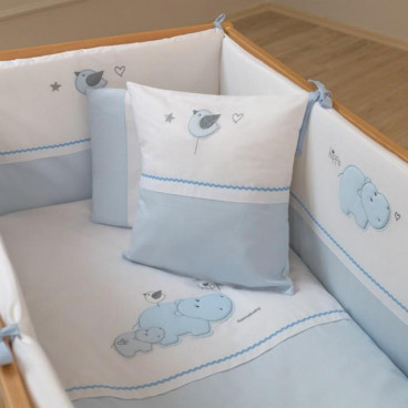Funna Baby Προίκα Hippo Σετ 6 Τμχ. 6012