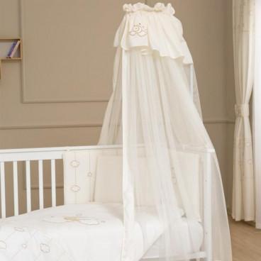 Funna Baby Κουνουπιέρα Paris Luna Elegant 0433