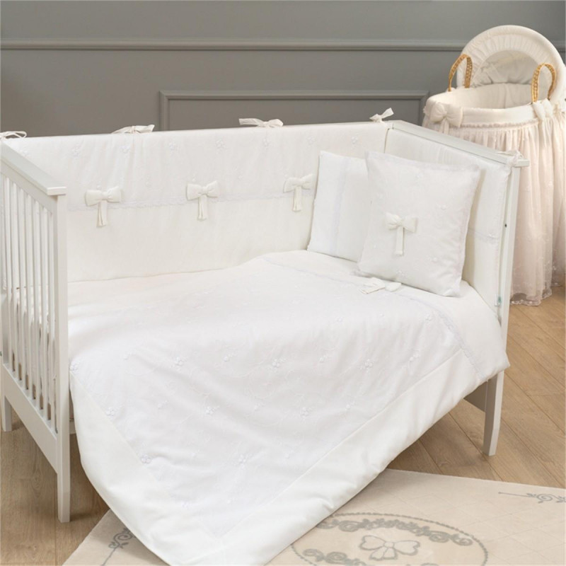 784bf277eda Funna Baby Προίκα Premium White Σετ 3 Τμχ. 5312