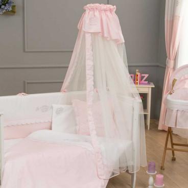 Funna Baby Κουνουπιέρα Paris Princess 5133