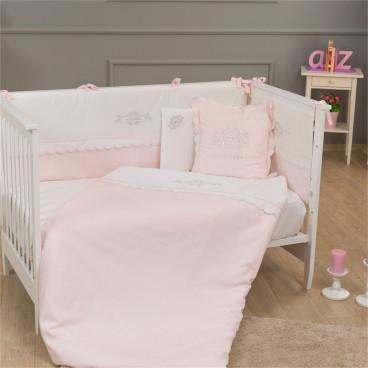 Funna Baby Σεντόνια Princess Σετ 3 Τμχ. 5114