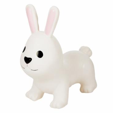 Gerardo's Toys Φουσκωτό Ζωάκι Jumpy Λαγουδάκι Λευκό GΤ69326
