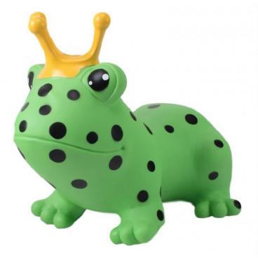 Gerardo's Toys Φουσκωτό Ζωάκι Jumpy Βάτραχος Πράσινος GT69322