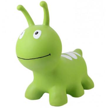 Gerardo's Toys Φουσκωτό Ζωάκι Jumpy Wormy Green GΤ69336